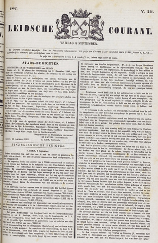 Leydse Courant 1882-09-08