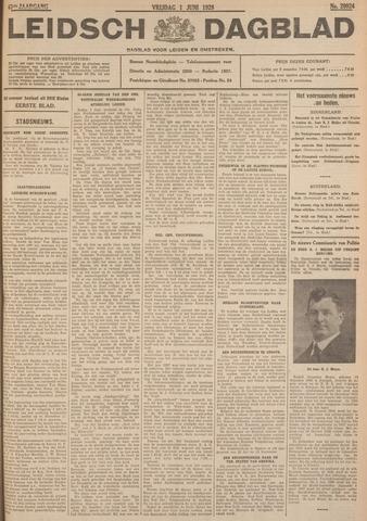 Leidsch Dagblad 1928-06-01