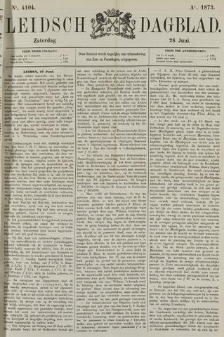 Leidsch Dagblad 1873-06-28