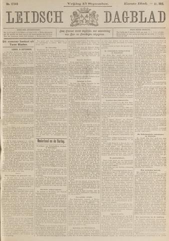 Leidsch Dagblad 1916-09-15