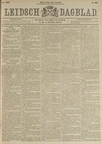 Leidsch Dagblad 1901-04-20