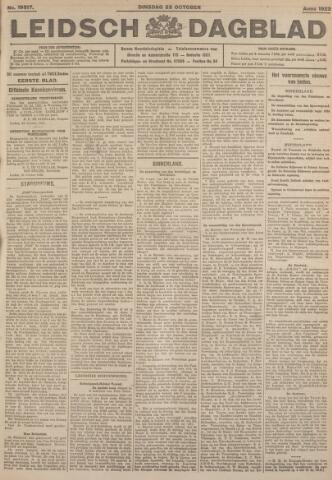 Leidsch Dagblad 1923-10-23
