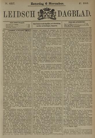 Leidsch Dagblad 1880-11-06