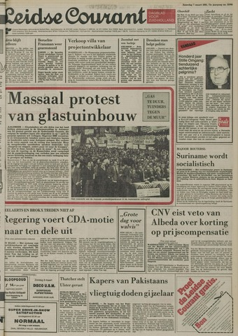 Leidse Courant 1981-03-07