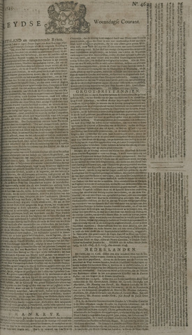 Leydse Courant 1743-04-17