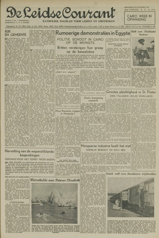 Leidse Courant 1951-10-24