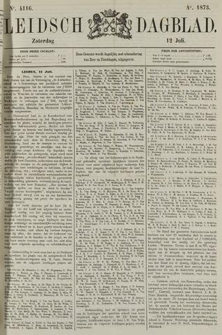 Leidsch Dagblad 1873-07-12