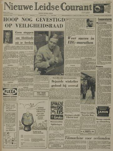 Nieuwe Leidsche Courant 1967-06-01