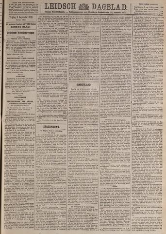 Leidsch Dagblad 1920-09-03