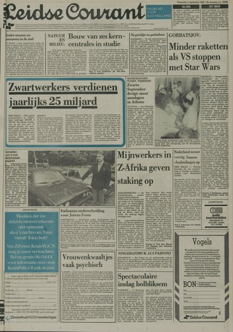 Leidse Courant 1985-09-04
