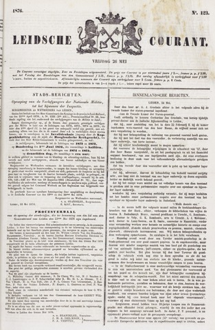 Leydse Courant 1876-05-26