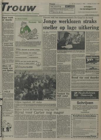 Nieuwe Leidsche Courant 1980-01-22