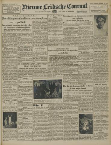 Nieuwe Leidsche Courant 1947-09-26
