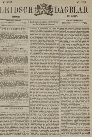 Leidsch Dagblad 1876-01-29