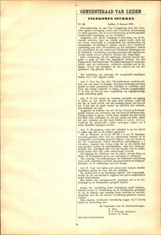 Handelingen van de Raad 1901-01-03