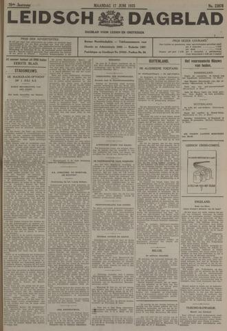 Leidsch Dagblad 1935-06-17