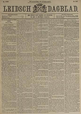 Leidsch Dagblad 1897-02-10