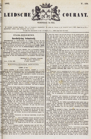Leydse Courant 1882-05-24
