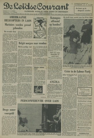 Leidse Courant 1961-03-25