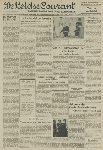 Leidse Courant 1949-09-10
