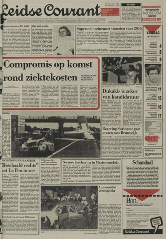 Leidse Courant 1988-06-08