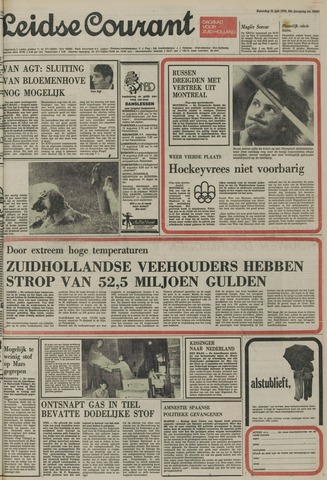 Leidse Courant 1976-07-31