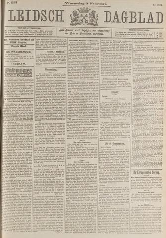 Leidsch Dagblad 1916-02-09