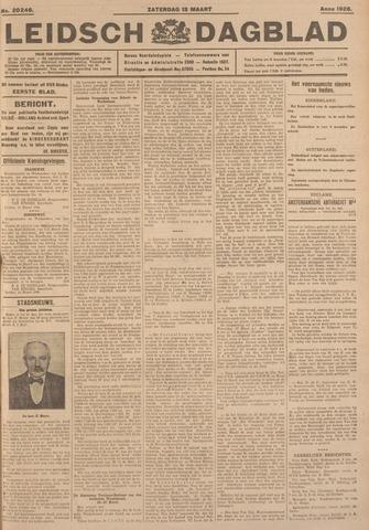 Leidsch Dagblad 1926-03-13