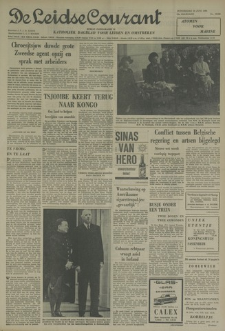 Leidse Courant 1964-06-25