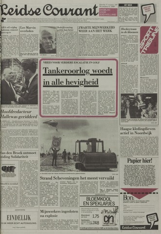 Leidse Courant 1987-08-31
