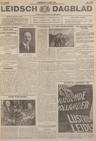 Leidsch Dagblad 1930-05-15