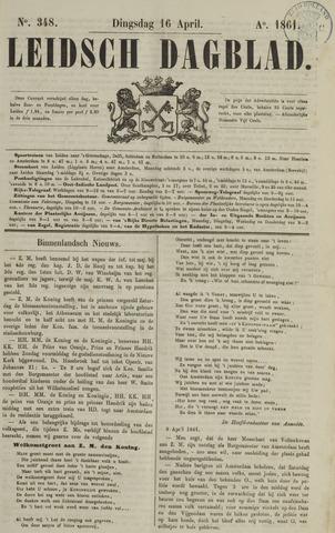 Leidsch Dagblad 1861-04-16