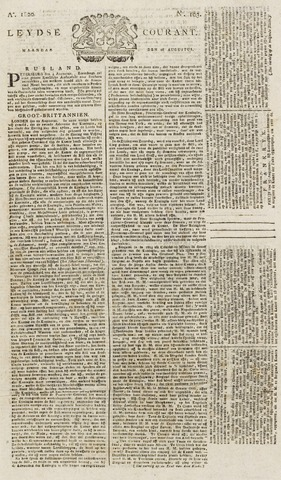 Leydse Courant 1820-08-28