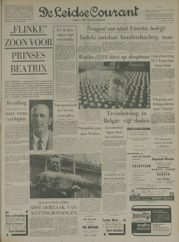 Leidse Courant 1969-10-11