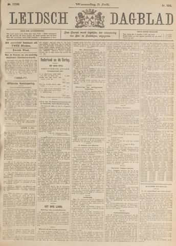 Leidsch Dagblad 1916-07-05