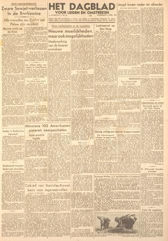 Dagblad voor Leiden en Omstreken 1944-04-12