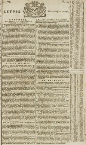Leydse Courant 1769-10-11