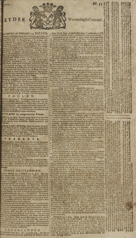 Leydse Courant 1771-05-08