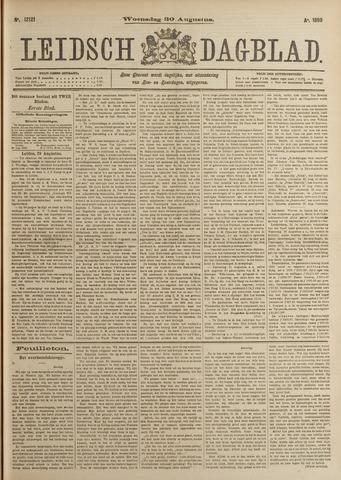 Leidsch Dagblad 1899-08-30