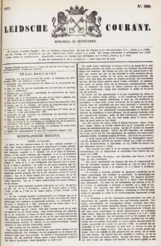 Leydse Courant 1877-09-25