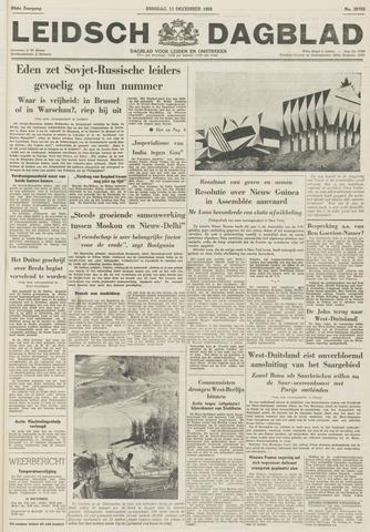 Leidsch Dagblad 1955-12-13