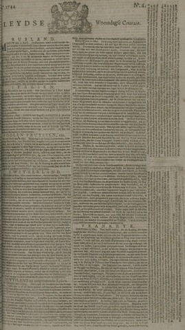 Leydse Courant 1744-05-20
