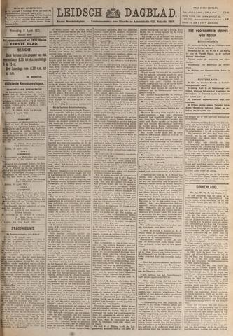 Leidsch Dagblad 1921-04-06