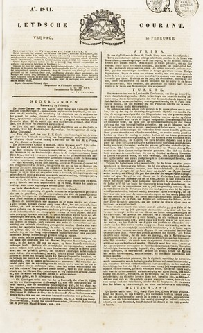 Leydse Courant 1841-02-26
