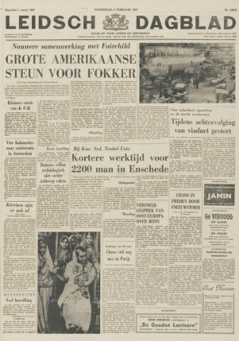Leidsch Dagblad 1967-02-02