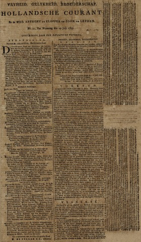 Leydse Courant 1795-07-29