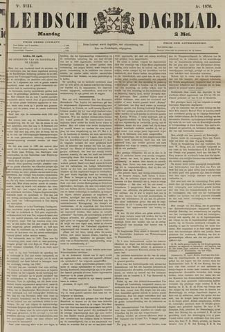 Leidsch Dagblad 1870-05-02