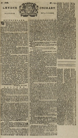 Leydse Courant 1808-11-23