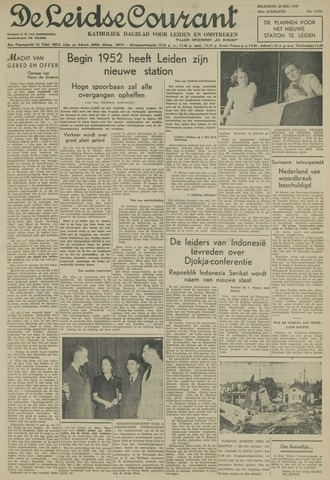 Leidse Courant 1949-07-25