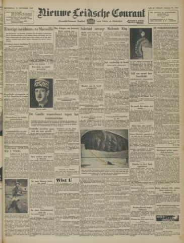 Nieuwe Leidsche Courant 1947-11-13